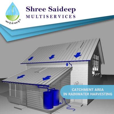 shree saideep multi services - rainwater catchment